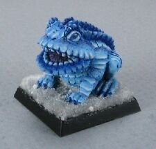 Ice Toad Reaper Miniatures Dark Heaven Legends Frog Familiar Reptile Animal RPG