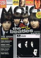 MOJO August 2013 +CD THE BEATLES Queens Of The Stone Age WILLIE NELSON  @NEW@