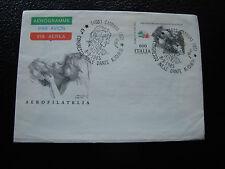 ITALIE - aerogramme 8/9/1985 (cy29) italy