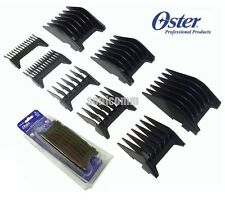 OSTER Pro 8 pcs Universal Clipper Attachments Combs 76926-800 for FAST FEED SET