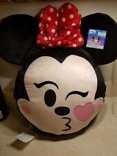 "Disney Emoji Large 20"" Cushion~New!"