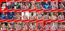 Stoke City Football Squad Trading Cards 2018-19