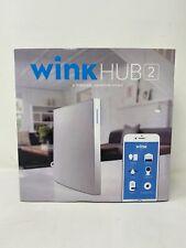 NEW Wink Hub 2 Smart Home Automation WNKHUB-2US Alexa Homekit Smartthings Z Wave