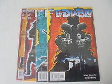 DC Comic Vertigo - El Diablo Nr.1-4 US Comic Zustand 1