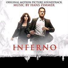 Inferno (osc) 0889853019229 by Hans Zimmer CD