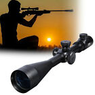 ZOS 10-40x60 SFE IR SWAT Extreme Tactical Rifle Scope waterproof shockproof