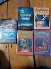 Goosebumps DVD Lot Of 5 RARE OOP
