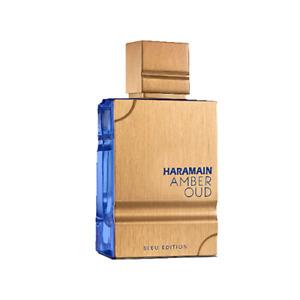 Tester - Al Haramain - Amber Oud Blue Edition EDP For Men 60ML + Sample