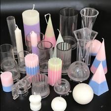 3 Formen Hohe Qualität Kerzenherstellung Modell Kerzenformen DIY Seife