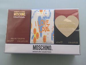 Moschino Cheap And Chic Miniature Collection Gift Set For Women