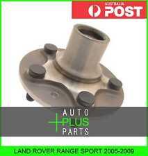 Fits LAND ROVER ROVER RANGE ROVER SPORT 2005-2009 - Rear Wheel Bearing Hub