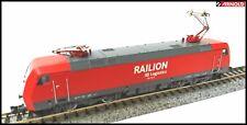 Arnold - BR 152 - DBAG RAILION Logistics Electric Loco #152 112-9 - HN2020