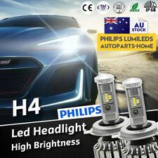 For Ford Ranger PX 2011 - 2013 LED H4 9003 Headlights vs HID Xenon Halogen bulbs