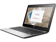 """HP Chromebook 13 G1 1.1ghz M5-6y57 Intel Core M 13.3"""" 1920 X 1080pixels Black"""