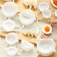 3PCS DIY Dumpling Maker Mould Dough Press Samosa Empanada Jiaozi Pastry LYK