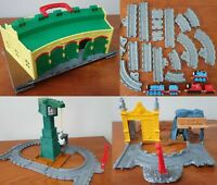 Thomas Tank Engine Take Along 3 set Bundle, Tracks & Trains joblot collection