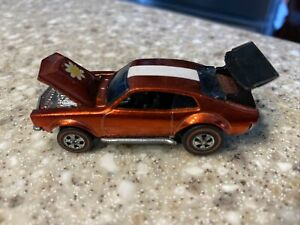 Redline Hot Wheels Mighty Maverick RED - HK - NMINT CONDITION - Authentic