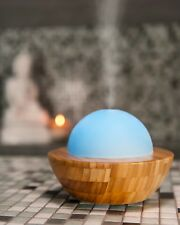 MadebyZen SKYE Aroma Diffuser - Aromatherapy, Mood Colour Changing Light + Oil