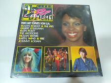 "25 Jahre The Jacksons Gilbert O´Sullivan 1988 - 2 x LP Vinilo 12"" Nuevo"
