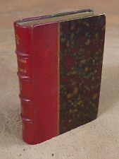 THEOPHILE GAUTIER - FORTUNIO - PETITE BIBLIOTHEQUE CHARPENTIER 1878