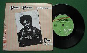 "Prince Charles City Beat Band Cash (Cash Money) / Jungle Stomp VS 596 7"" Single"