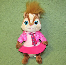 "Build A Bear Brittany Alvin And The Chipmunks 12"" Stuffed Animal Doll Plush Toy"