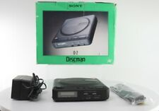 Vintage Sony Discman D-2 CD-Player - Compact Disc Walkman