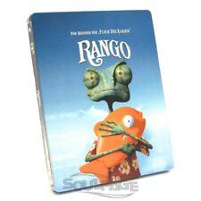 Rango [Steelbook] [Blu-ray] NEU / sealed