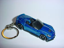 Apparel & Merchandise Car & Truck Cheap Sale New 3d Black 1978 Chevrolet Corvette Custom Keychain Keyring Key Vette Bling!!!
