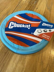 Chuckit! Light Flight 10 inch Dog Frisbee