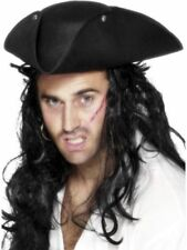 Smiffys Pirate Adult Unisex Costume Cloches