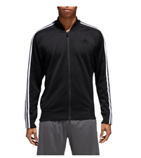 Adidas Men's Id Trek Track Jacket Black Size M 1752