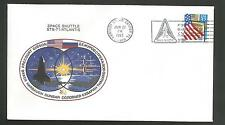 SPACE SHUTTLE ATLANTIS STS-71 JUN 27,1995    KSC *