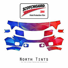 Honda Pilot 2009-2011 PreCut 3M Scotchgard Paint Protection Clear Bra Kit