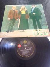 JADE FLY ON STRANGEWINGS AUSTRALIA PROMO SAMPLE LP 1970 D J M RECORDS MEGGA RARE