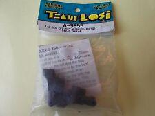 TEAM LOSI A-9855 1/2 DEG HUBS(GRAPHITE) SET XXX-S XXX-4