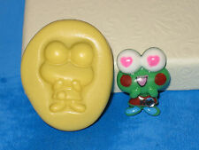 Frog Silicone Push Mold A454 For Chocolate Resin Candy Fondant Craft Gumpaste