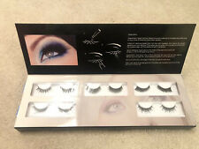 Stunning Gift Box Of False Eyelashes 5 Sets Beauty Makeup Kit Box BRAND NEW!