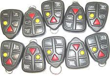 Lot of 10 Volvo 9459368 keyless remote control transmitter clicker