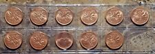 Canada 1960 - 1969 11 Coin Gem BU Set!!