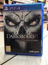 Darksiders II 2 Deathinitive Edition UK PS4 USATO GARANTITO