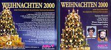 Various Artists - CD - Weihnachten 2000 - Promo / Adler - CD v. 2000 - Neuwertig