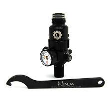 Ninja Flex Regulator for 3000 psi Bottles Adjustable 2200 - 3000 psi Output Pcp