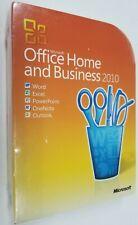 Microsoft Office Home & Business 2010, 3-License 32/64 bit BRAND NEW Windows PC
