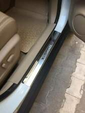 Für Nissan X-Trail T32 ab 2014 Einstiegsleisten 4tlg aus Edelstahl Chrome