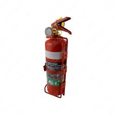 1kg Fire Extinguisher ABE Dry Powder With Metal Bracket Car Boat Kitchen 4WD