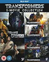 Transformers 1-5 Film Collection(5 Film) Blu-Ray Nuovo (8313204)