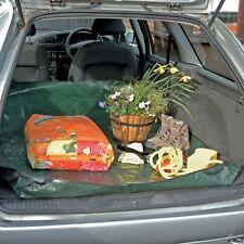 2x UNIVERSAL WATERPROOF 1.8m CAR BOOT LINER Protector Seat Cover Pet Mud Garden