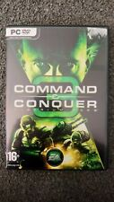 Command & Conquer 3: Tiberium Wars (PC: Windows, 2007) EA Real-time strategy RTS