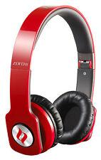 Noontec MF3120(R) Zoro HD On-Ear-Kopfhörer rot